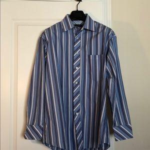 Men's ted baker stripe shirt